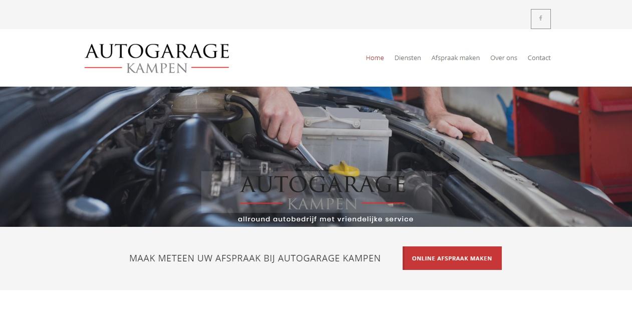Autogarage Kampen