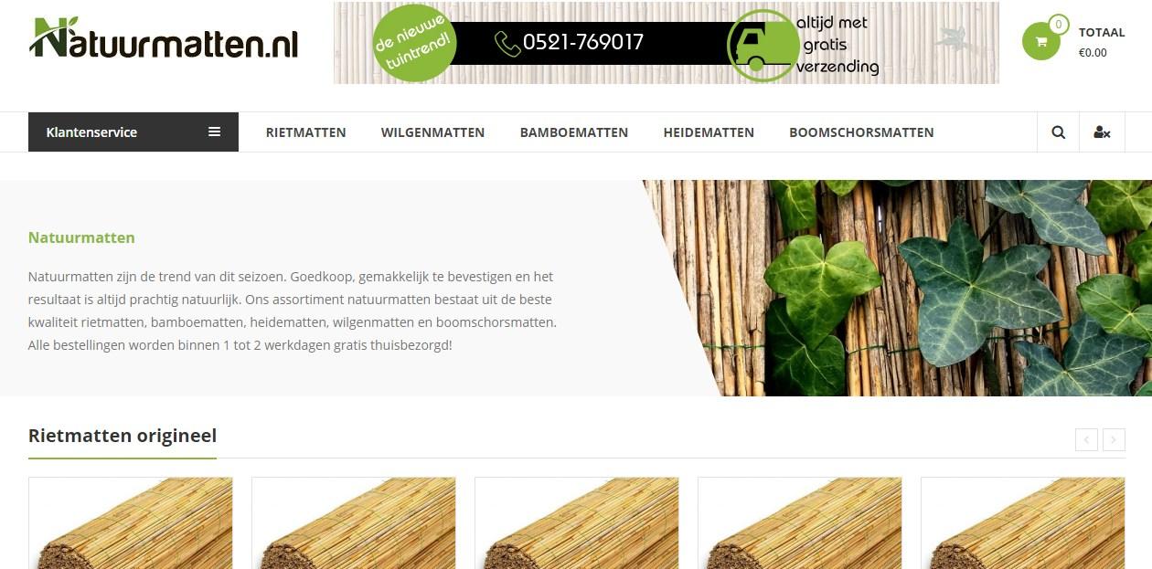 Natuurmatten.nl