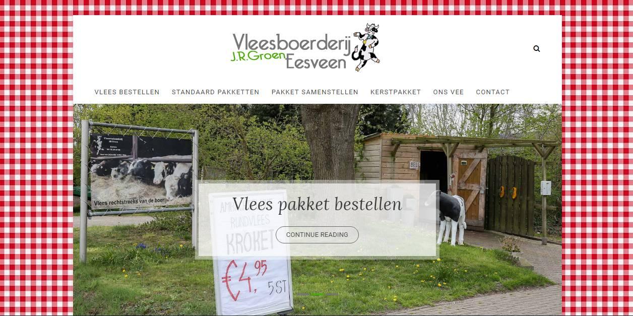 Vleesboerderijeesveen.nl