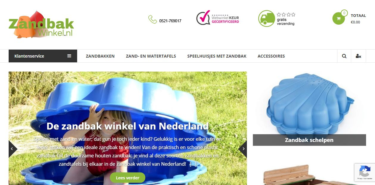 zandbakwinkel.nl